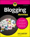 Blogging For Dummies, 6th Edition (1119257816) cover image