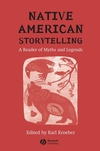 Native American Storytelling: A Reader of Myths and Legends (1405115416) cover image