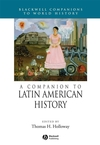 A Companion to Latin American History (1405131616) cover image