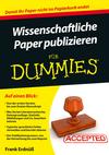thumbnail image: Wissenschaftliche Paper publizieren für Dummies