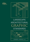 Landscape Architectural Graphic Standards Online (WS100116) cover image