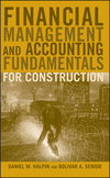 Financial Management and Accounting Fundamentals for Construction (0470182717) cover image