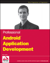 Professional Android Application Development (0470344717) cover image