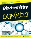 Biochemistry For Dummies (0470378417) cover image