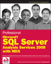 Professional Microsoft SQL Server Analysis Services 2008 with MDX  (0470483717) cover image