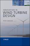 Innovation in Wind Turbine Design (0470699817) cover image