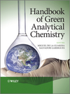 thumbnail image: Handbook of Green Analytical Chemistry