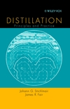 Distillation: Principles and Practices (0471252417) cover image