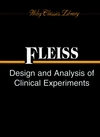 Design and Analysis of Clinical Experiments  (0471349917) cover image