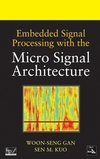 Embedded Signal Processing with the Micro Signal Architecture (0471738417) cover image