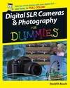 Digital SLR Cameras and Photography For Dummies (0471781517) cover image