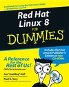 Red Hat Linux 8 For Dummies (0764516817) cover image