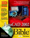AutoCAD 2002 Bible (0764536117) cover image