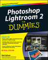 Photoshop Lightroom 2 For Dummies (1118052617) cover image