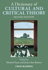 A Dictionary of Cultural and Critical Theory, 2nd Edition (1118438817) cover image