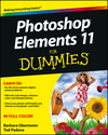 Photoshop Elements 11 For Dummies (1118462017) cover image