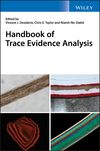 thumbnail image: Handbook of Trace Evidence Analysis