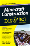 Minecraft Construction For Dummies, Portable Edition (1118968417) cover image
