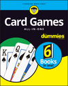 Card Games All-In-One For Dummies (1119275717) cover image
