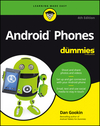 Android Phones For Dummies, 4th Edition (1119310717) cover image