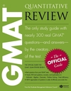 The Official Guide for GMAT Quantitative Review (1405152117) cover image