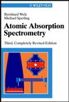 thumbnail image: Atomic Absorption Spectrometry, 3rd Completely Revised Edition