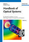 Handbook of Optical Systems, Volume 5: Metrology of Optical Components and Systems (3527403817) cover image