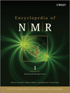 thumbnail image: Encyclopedia of NMR
