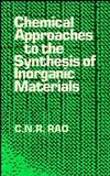 Chemical Approaches to the Synthesis of Inorganic Materials (0470234318) cover image