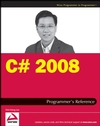 C# 2008 Programmer's Reference (0470285818) cover image