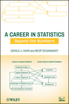 A Career in Statistics: Beyond the Numbers (0470404418) cover image