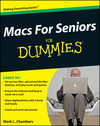 Macs For Seniors For Dummies (0470498218) cover image
