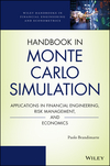 thumbnail image: Handbook in Monte Carlo Simulation: Applications in...