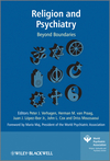 Religion and Psychiatry: Beyond Boundaries (0470694718) cover image