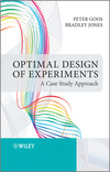 thumbnail image: Optimal Design of Experiments: A Case Study Approach