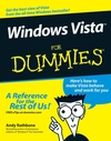 Windows Vista For Dummies (0471754218) cover image