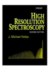 thumbnail image: High Resolution Spectroscopy 2nd Edition