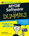 MYOB Software For Dummies, 6th Australian Edition (0731409418) cover image
