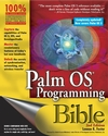 Palm OS: Programming Bible, 2nd Edition (0764549618) cover image