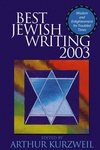 Best Jewish Writing 2003 (0787967718) cover image