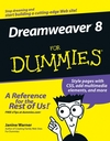 Dreamweaver 8 For Dummies (1118084918) cover image