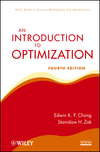 thumbnail image: An Introduction to Optimization, 4th Edition