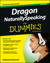 Dragon NaturallySpeaking For Dummies, 3rd Edition (1118679318) cover image