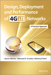Design, Deployment and Performance of 4G-LTE Networks: A Practical Approach (1118683218) cover image