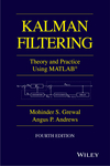 Kalman Filtering: Theory and Practice with MATLAB, 4th Edition (1118851218) cover image