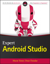 Expert Android Studio (1119110718) cover image