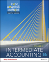 Intermediate Accounting, Volume 2, 16th Edition Binder Ready Version (1119181518) cover image