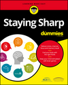 Staying Sharp For Dummies (1119187818) cover image