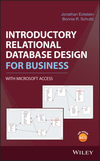 thumbnail image: Introductory Relational Database Design for Business, with...