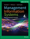 Management Information Systems, 4th Edition, EMEA Edition (1119588618) cover image